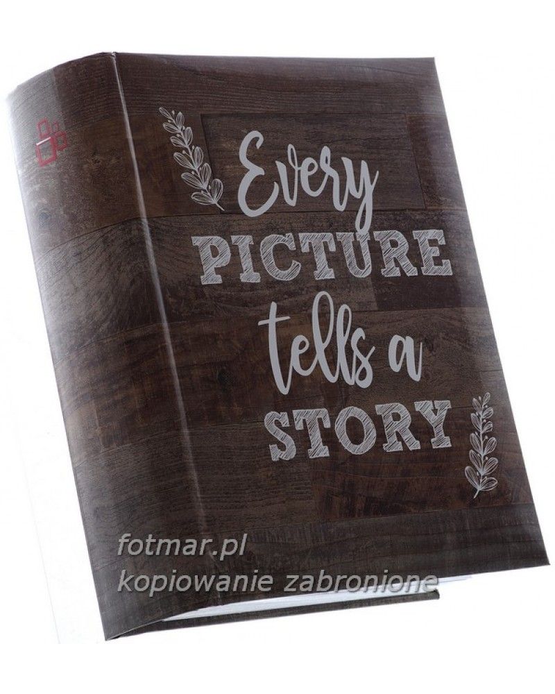 szyty album na 200 zdjęć z opisem formatu 10x15 STICK-2