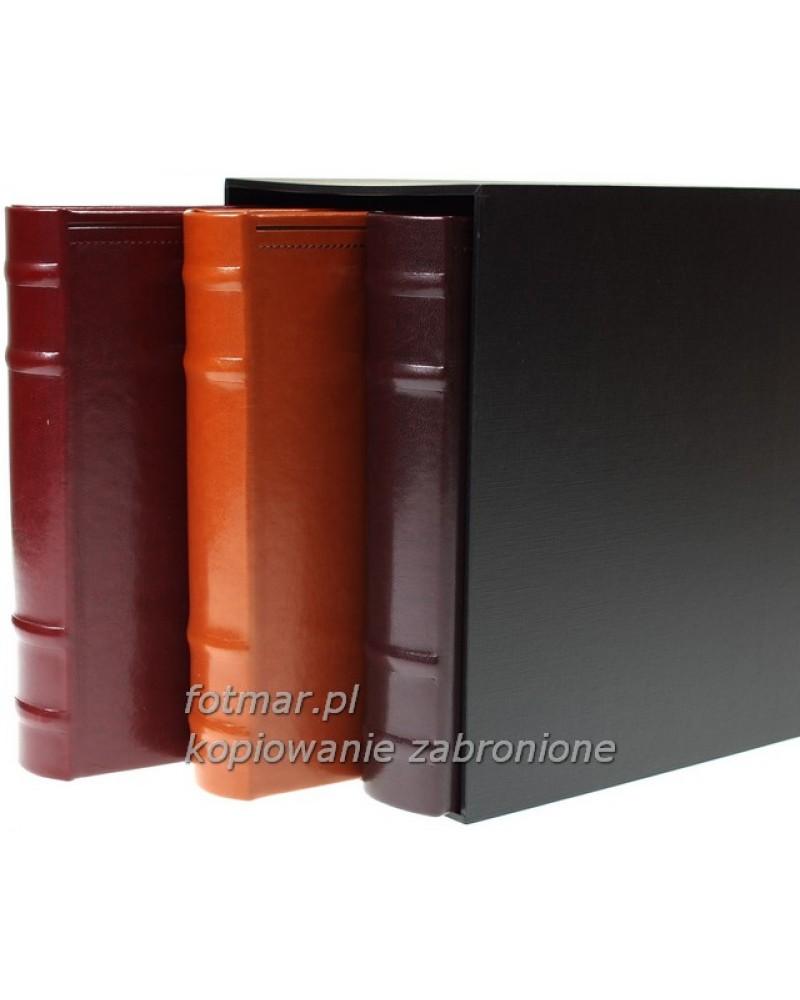 Piękny zestaw trzech albumów na 200 zdjęć w pudełku zestaw na 600 zdjęć 10x15 SET 62