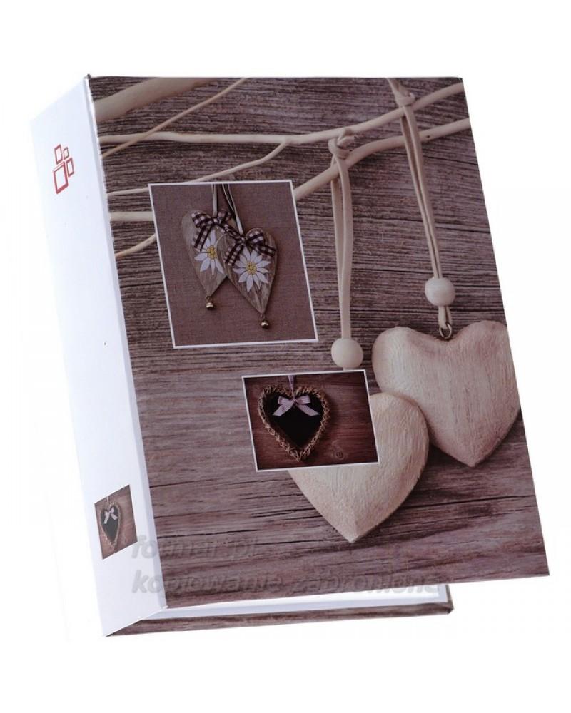 kolorowy album kieszeniowy na 300zdjęć 10x15 VINTAGE BEŻOWY
