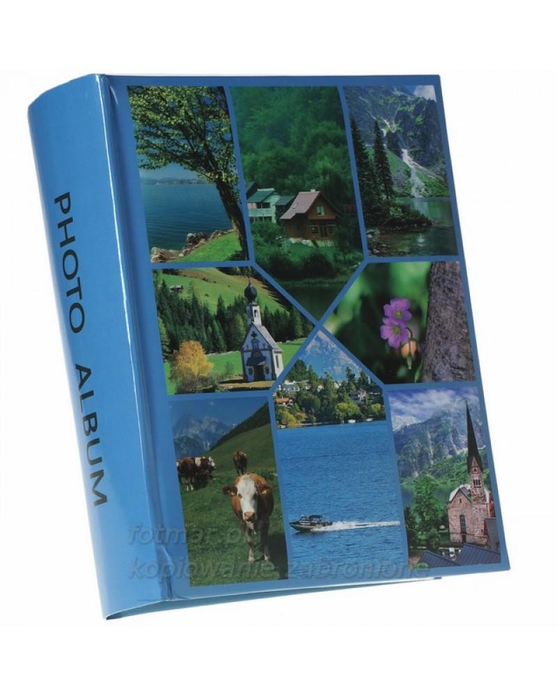 Album szyty kieszeniowy na 300 zdjęć 10x15 z opisem  CDS4