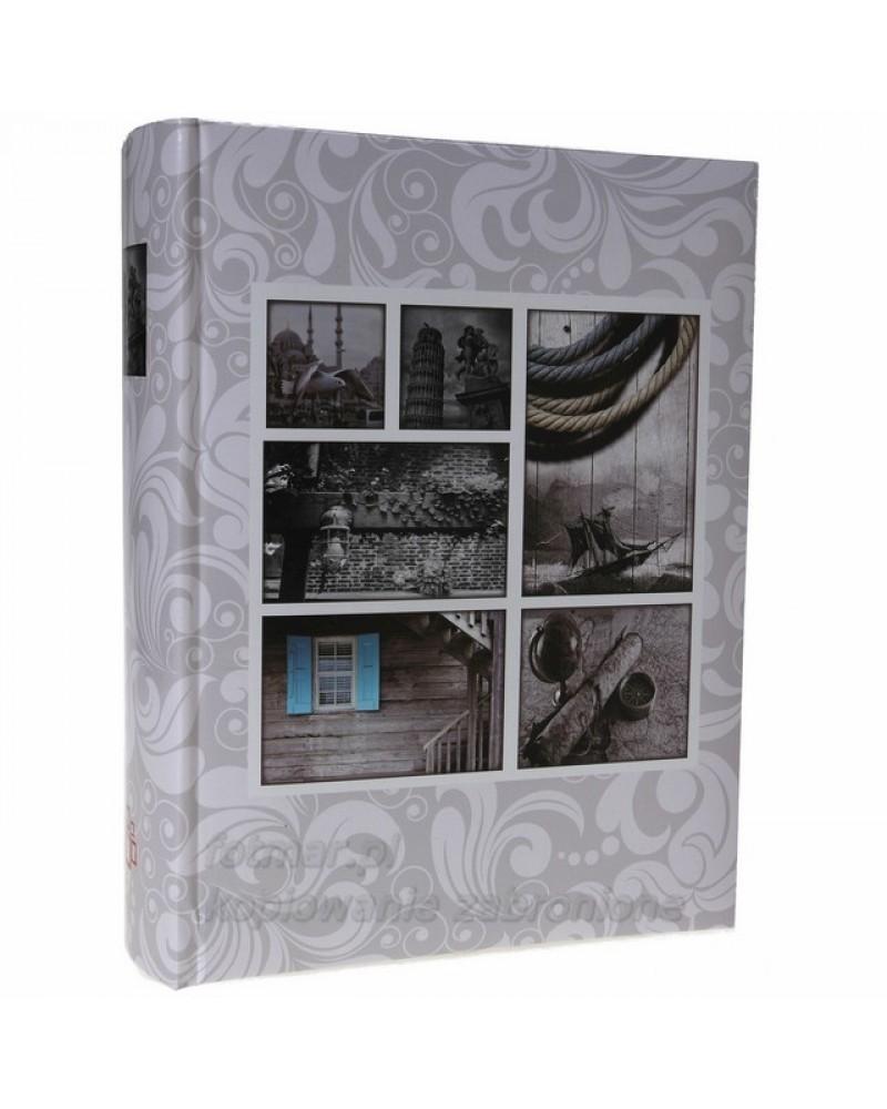 Album szyty kieszeniowy na 300 zdjęć 10x15 z opisem  SELF 1