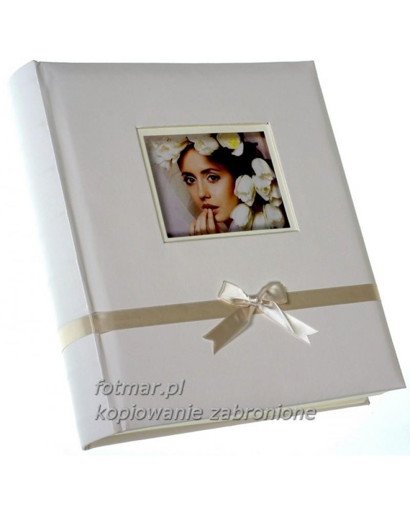 Album na zdjęcia wklejane 100 zdjęć GIFT CZARNE STRONY
