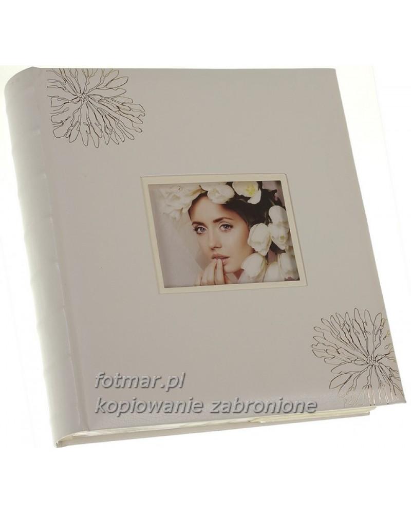 Album na zdjęcia wklejane 100 zdjęć OPA CZARNE STRONY