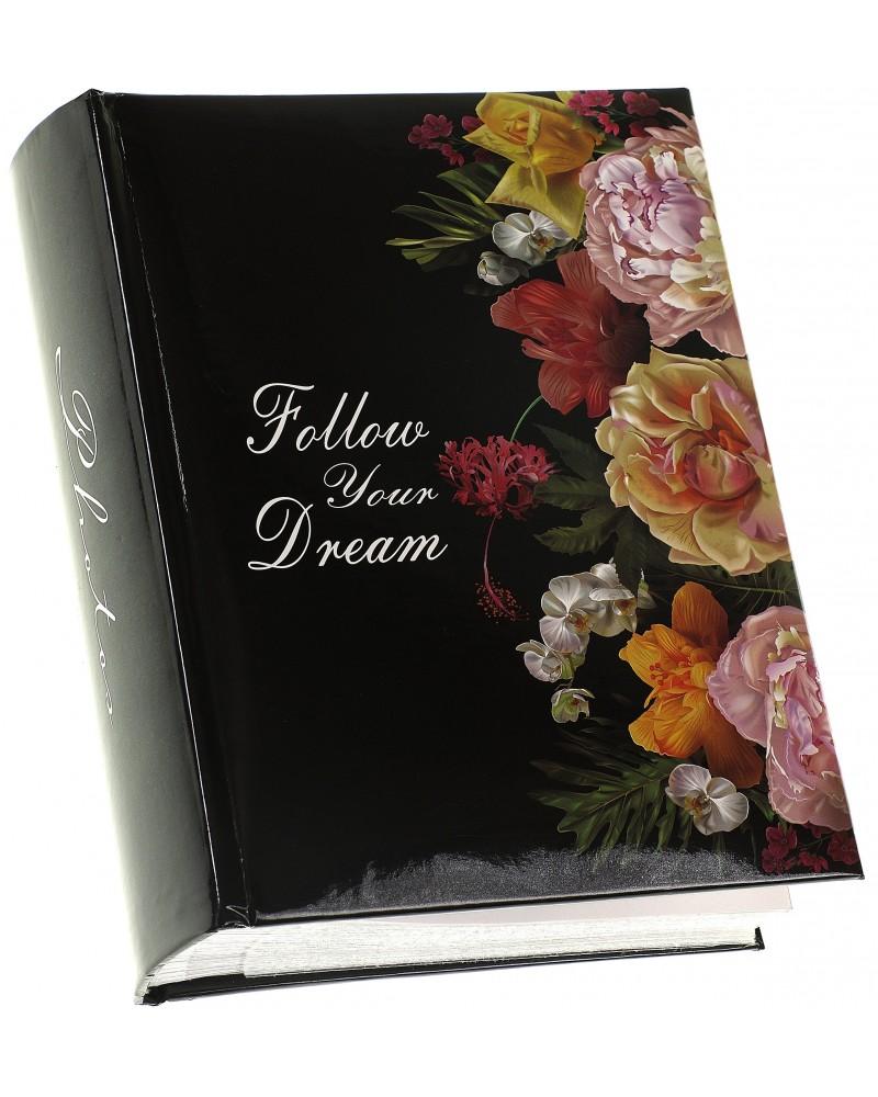Album kieszeniowy na 300 zdjęć 10x15 MAGIC FLOWER