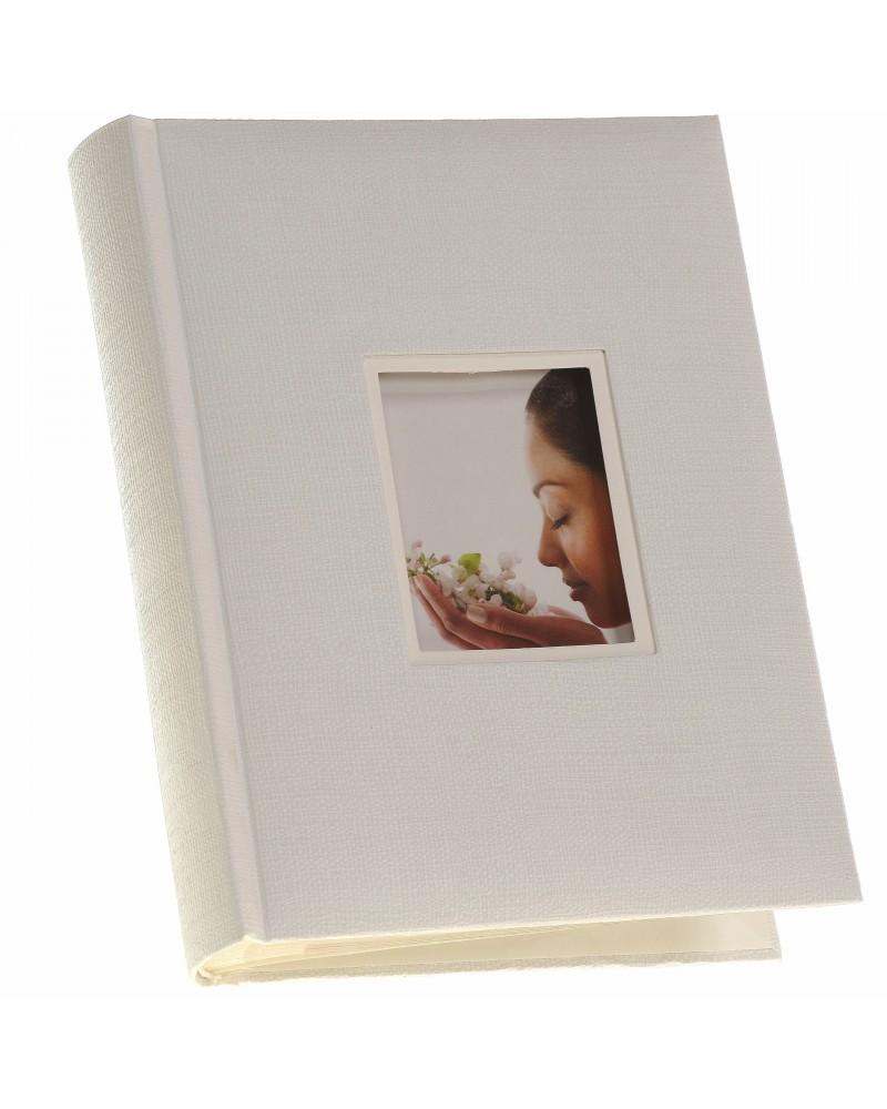 Piękny szyty album ślubny na 200 zdjęć 10x15 biały specjal